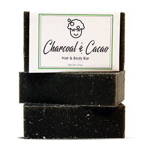 Charcoal & Cacao Bar