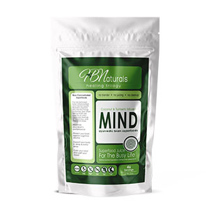 Mind Ayurvedic Brain Superfoods
