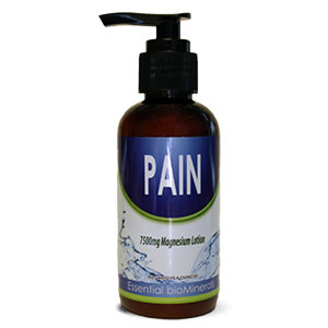 Pain Magnesium Lotion