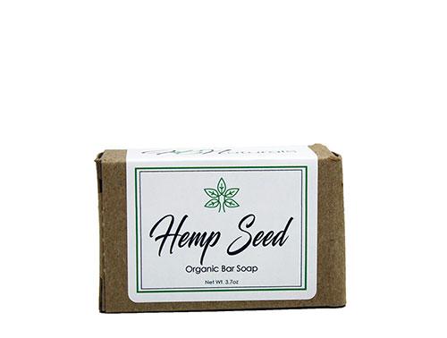 Hemp Seed Bath Bar