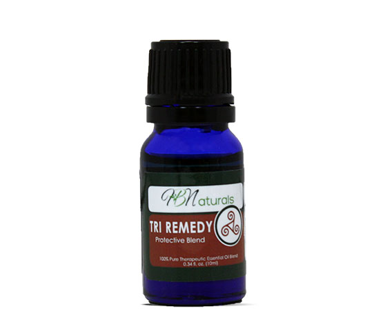 Tri Remedy Essential Oil Blend