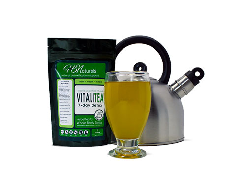 VITALITEA natural detoxification support