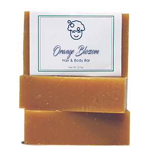 Rosemary & Tangerine Bar
