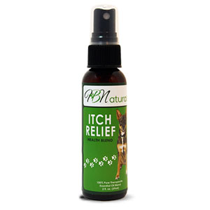 Itch Relief For Pets Essential Oil Blend