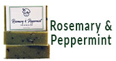 Rosemary & Peppermint Hair & Body Bar